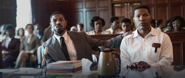 映画「黒い司法 0%からの奇跡」top画像
